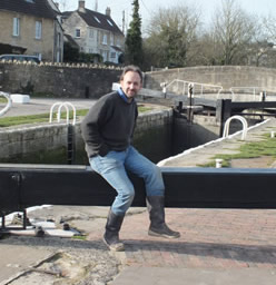 Rich Kennet and Avon Canal